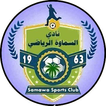 Escudo de SAMAWA S.C. (IRAK)