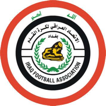 Escudo de SELEÇÃO IRAQUE DE FUTEBOL (IRAQUE)