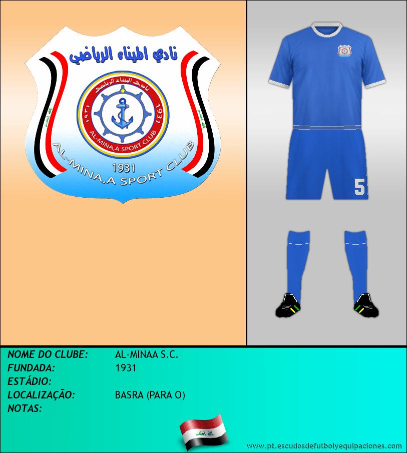 Escudo de AL-MINAA S.C.