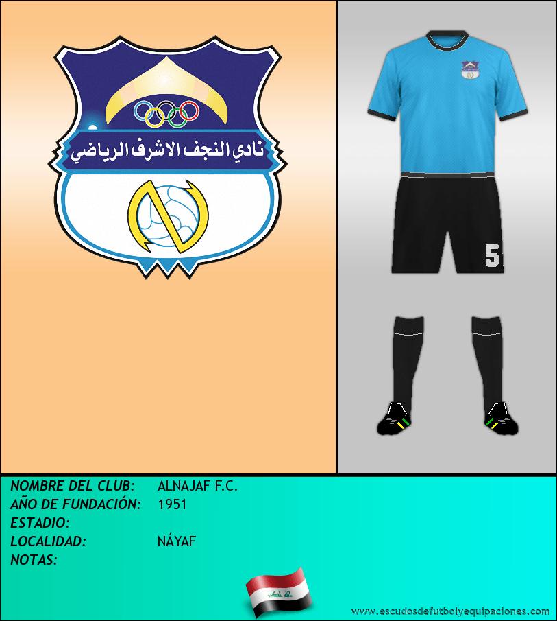 Escudo de ALNAJAF F.C.