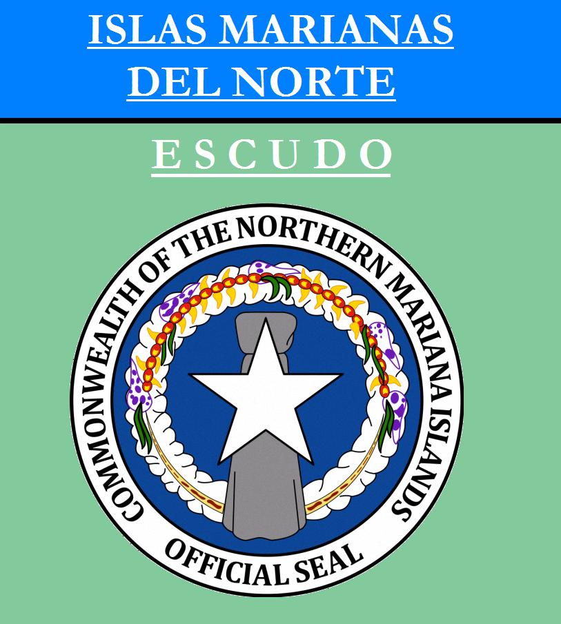 Escudo de ESCUDO DE ISLAS MARIANAS DEL NORTE