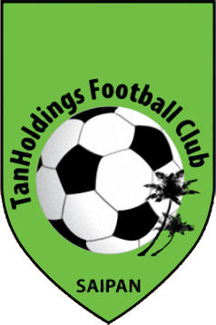 Escudo de TANHOLDINGS F.C. (ISLAS MARIANAS DEL NORTE)