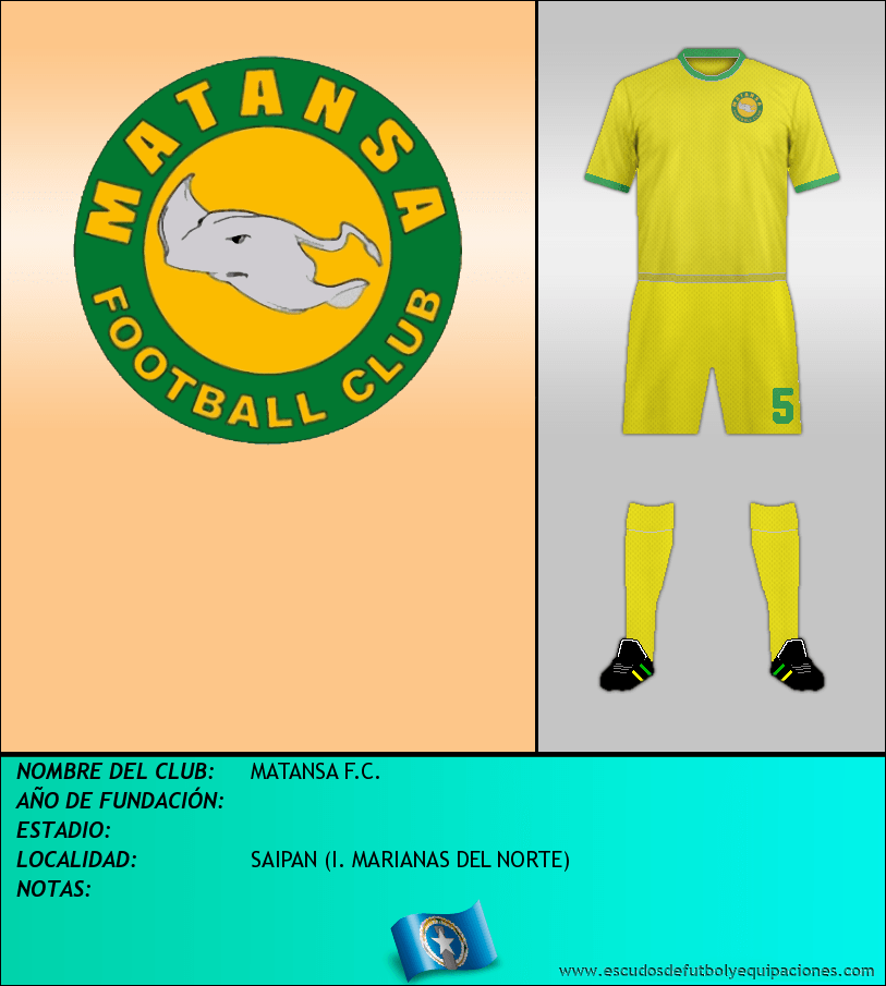 Escudo de MATANSA F.C.
