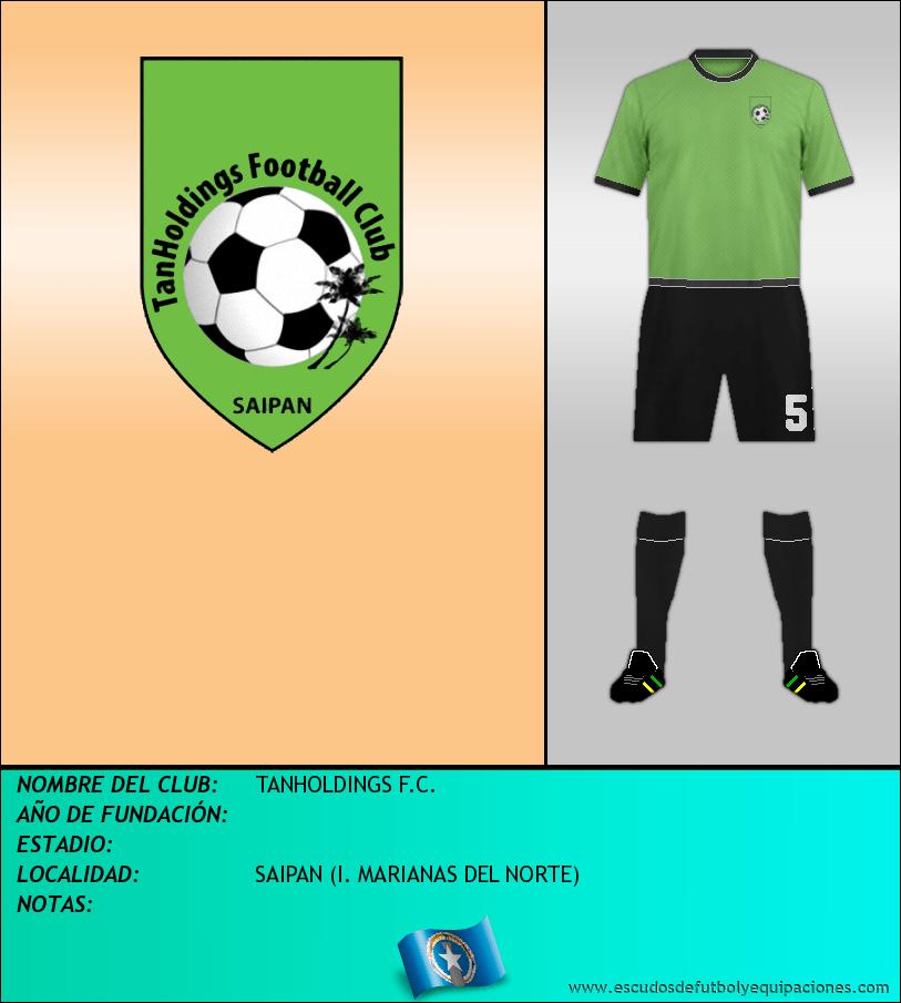 Escudo de TANHOLDINGS F.C.