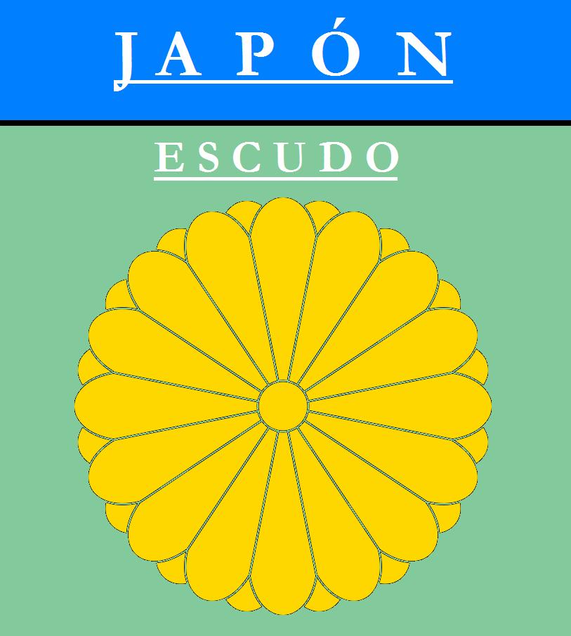 Escudo de ESCUDO DE JAPÓN