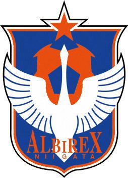 Escudo de ALBIREX NIIGATA (JAPÓN)