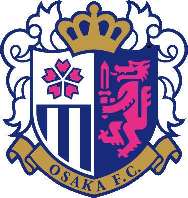Escudo de CEREZO OSAKA F.C. (JAPÓN)