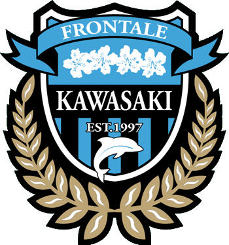 Escudo de KAWASAKI FRONTALE (JAPÓN)