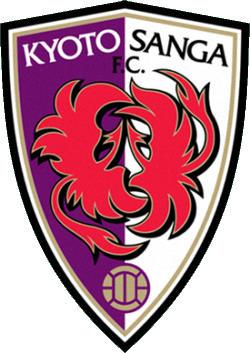 Escudo de KIOTO SANGA F.V. (JAPÓN)