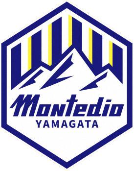 Escudo de MONTEDIO YAMAGATA (JAPÓN)