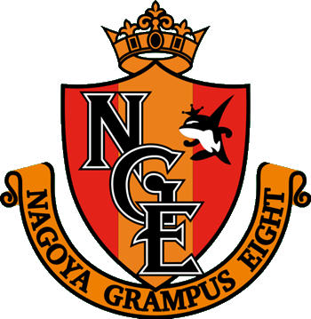 Escudo de NAGOYA GRAMPUS EIGHT (JAPÓN)
