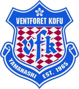 Escudo de VENTFORET KOFU (JAPÓN)