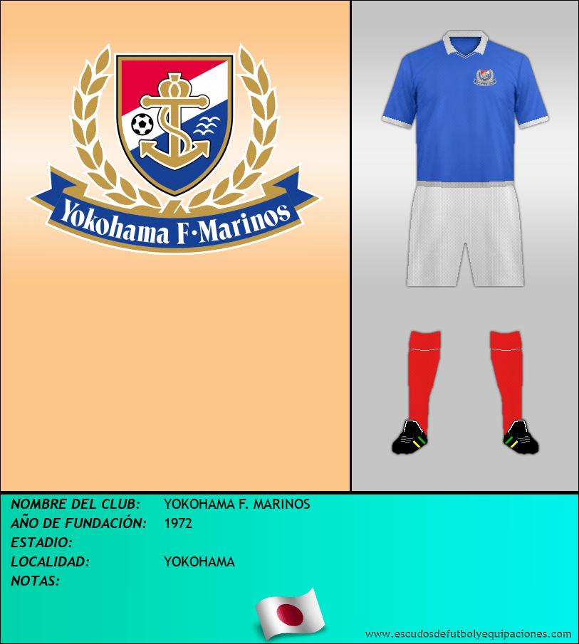 Escudo de YOKOHAMA F. MARINOS