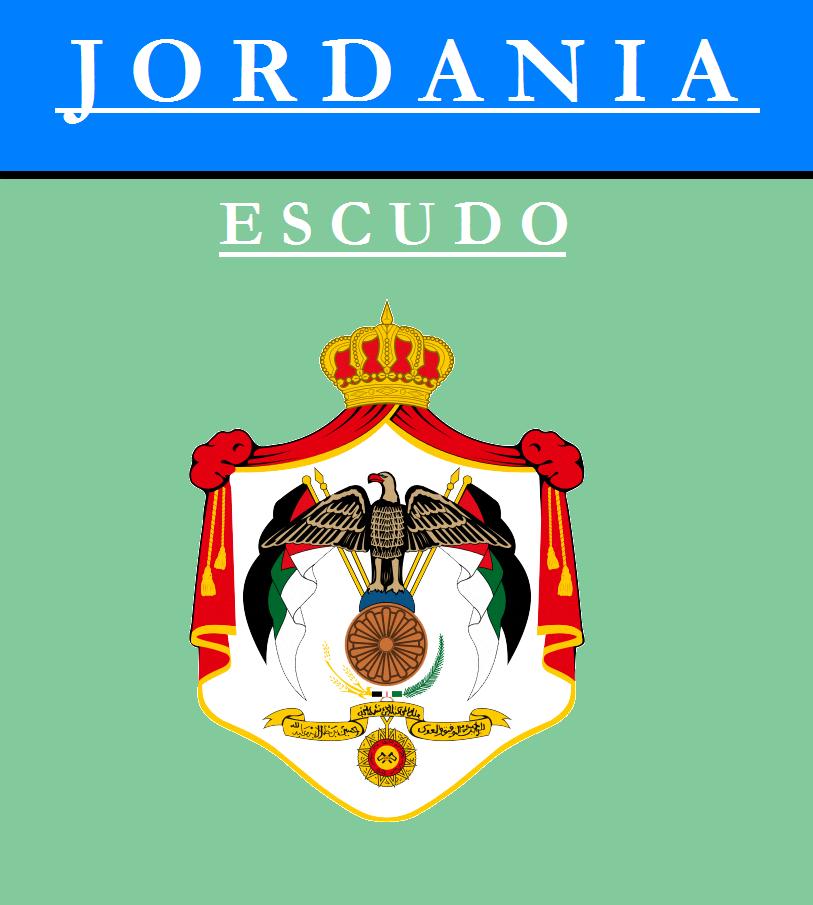 Escudo de ESCUDO DE JORDANIA