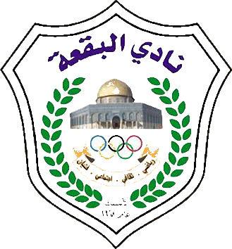 Escudo de AL-BUQA'A C. (JORDANIA)