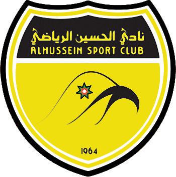 Escudo de AL-HUSSEIN S.C. (JORDANIA)