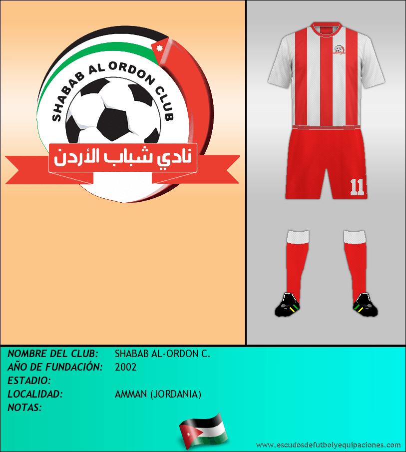 Escudo de SHABAB AL-ORDON C.