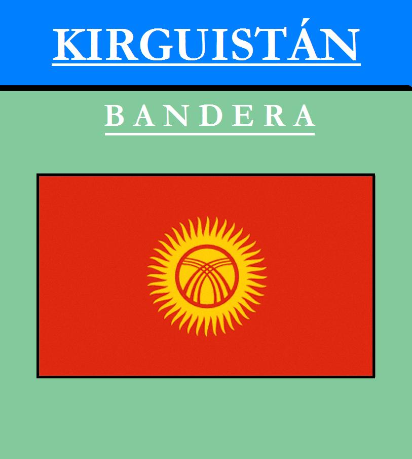 Escudo de BANDERA DE KIRGUISTÁN
