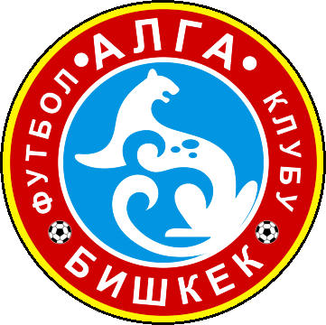 Escudo de F.C. ALGA BISHKEK (KIRGUISTÁN)