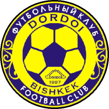 Escudo de F.C. DORDOI BISHKEK (KIRGUISTÁN)
