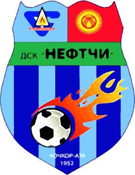 Escudo de F.C. NEFTCHI KOCHKOR (KIRGUISTÁN)