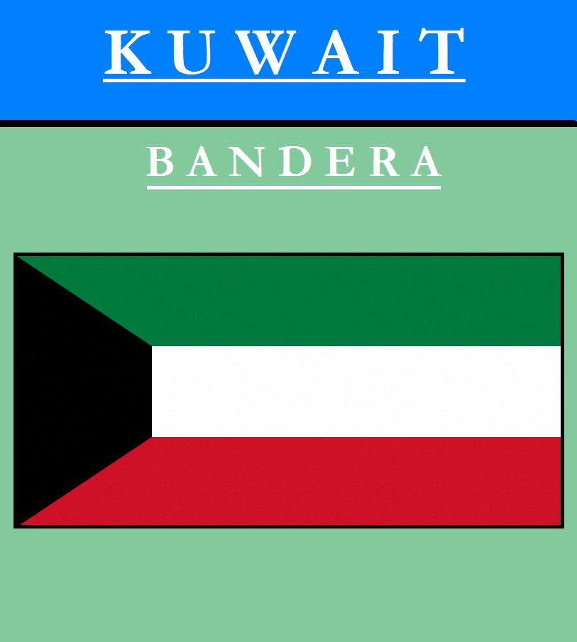 Escudo de BANDERA DE KUWAIT