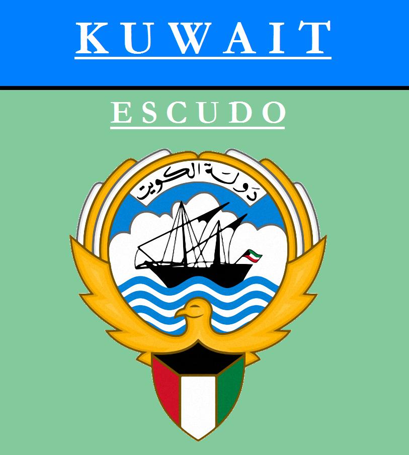 Escudo de ESCUDO DE KUWAIT