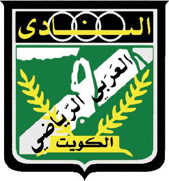 Escudo de AL-ARABI SC. (KU) (KUWAIT)
