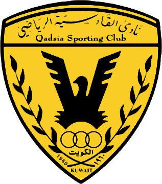 Escudo de QADSIA S.C. (KUWAIT)