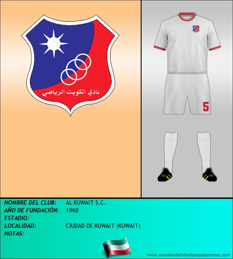 Escudo de AL KUWAIT S.C.