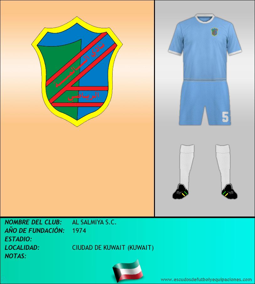Escudo de AL SALMIYA S.C.