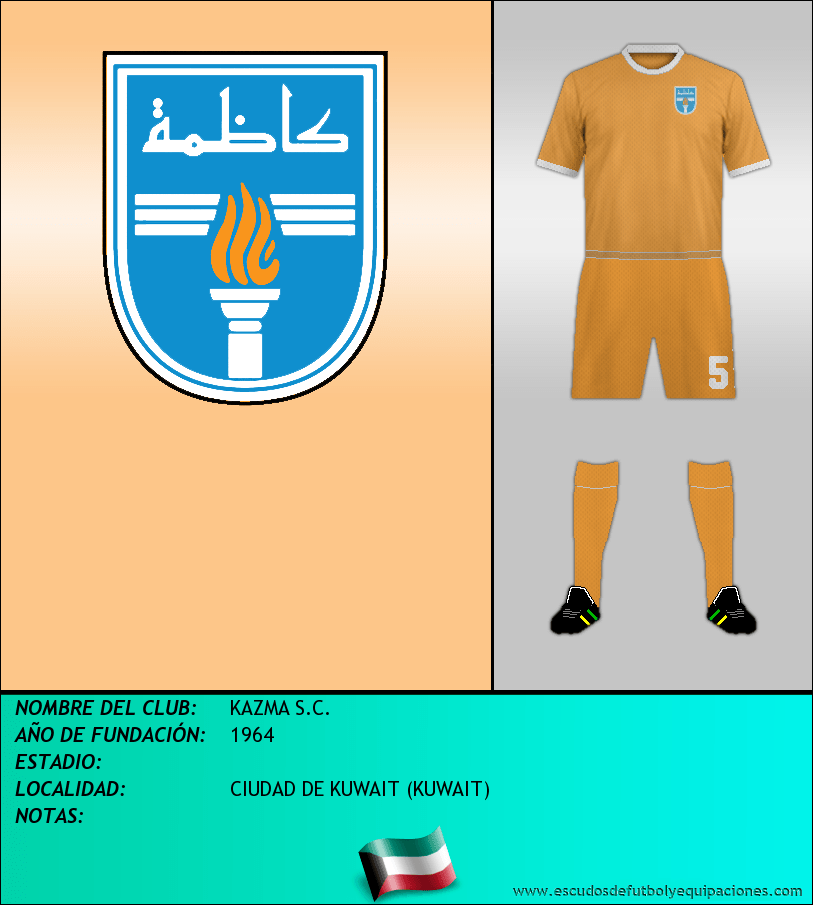 Escudo de KAZMA S.C.