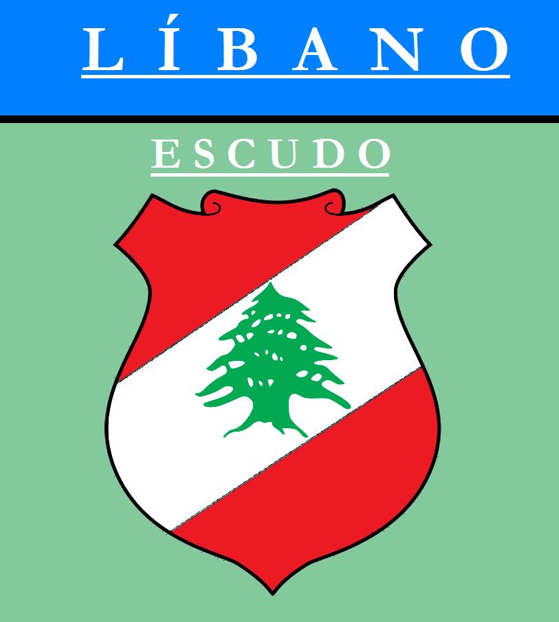 Escudo de ESCUDO DE LÍBANO
