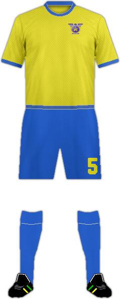 Equipación AL SAFA S.C.