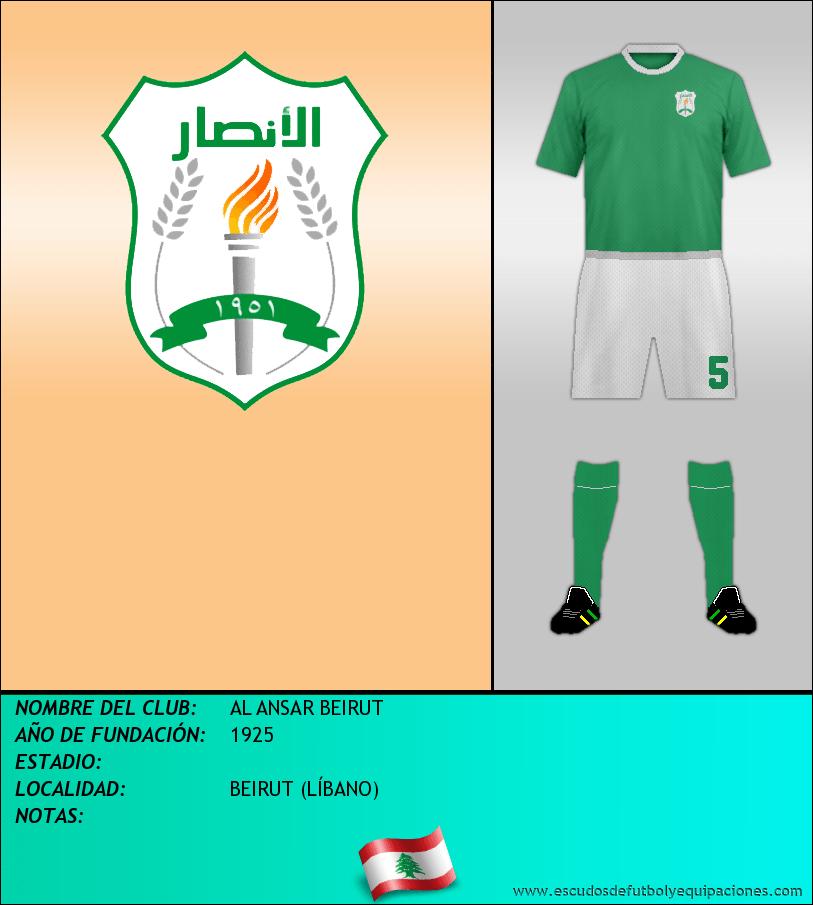 Escudo de AL ANSAR BEIRUT