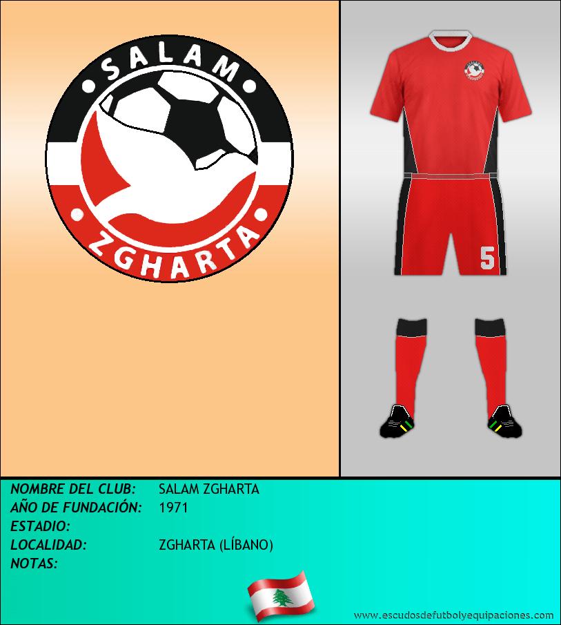 Escudo de SALAM ZGHARTA