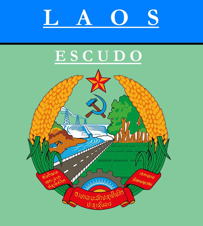 Escudo de ESCUDO DE LAOS
