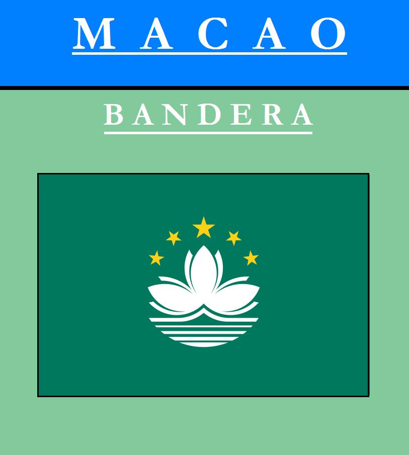 Escudo de BANDERA DE MACAO