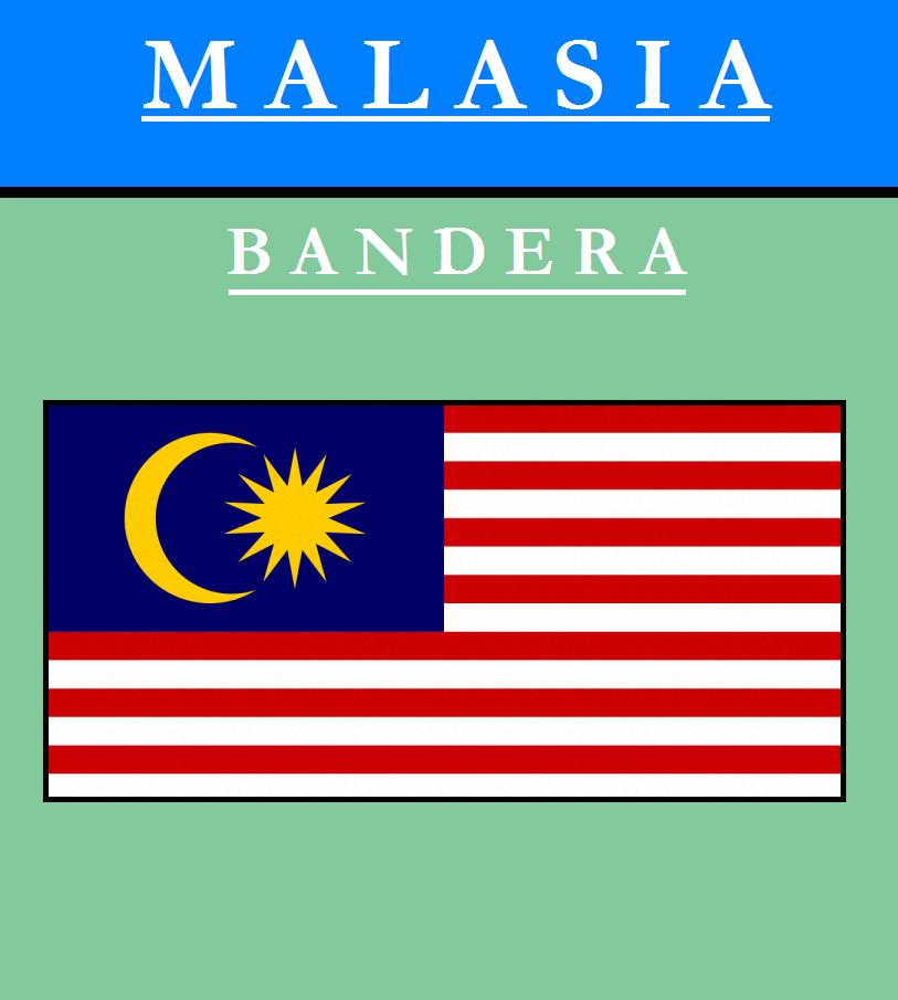 Escudo de BANDERA DE MALASIA