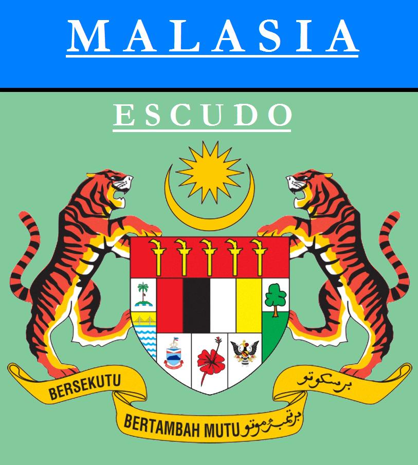 Escudo de ESCUDO DE MALASIA