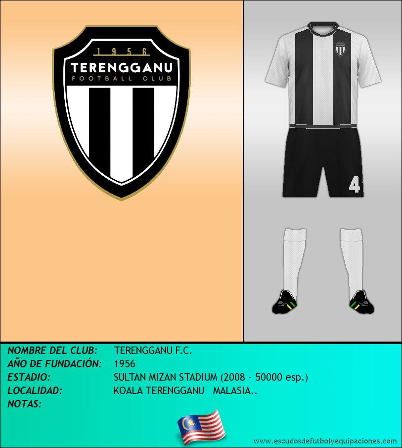 Escudo de TERENGGANU F.C.