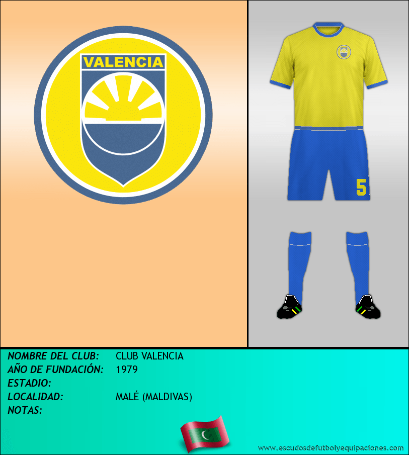 Escudo de CLUB VALENCIA