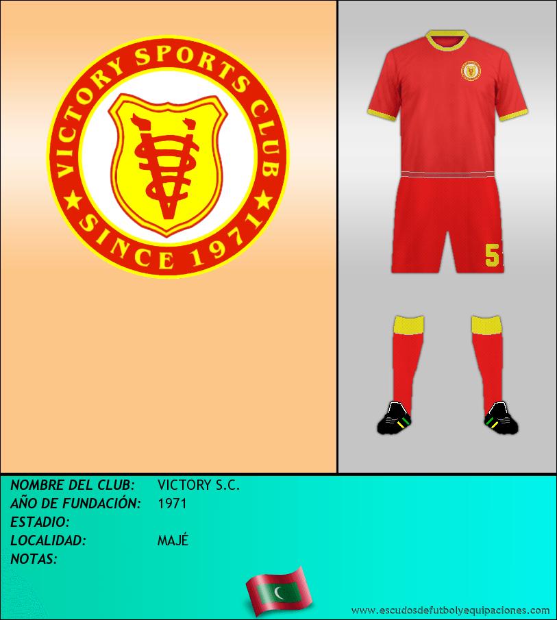 Escudo de VICTORY S.C.