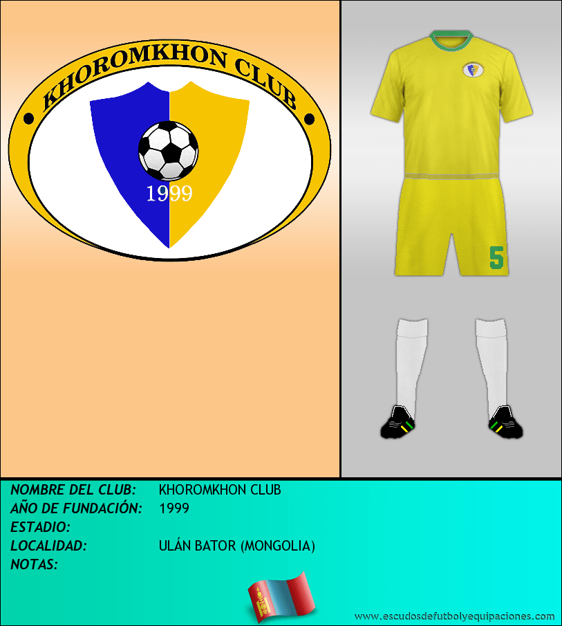 Escudo de KHOROMKHON CLUB