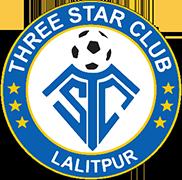 Escudo de THREE STAR C.