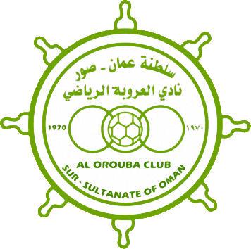 Escudo de AL ORUBA S.C. (OMÁN)