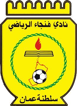 Escudo de FANJA S.C. (OMÁN)
