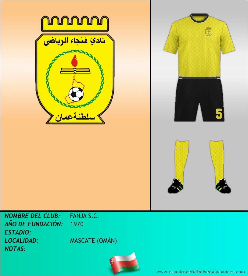 Escudo de FANJA S.C.