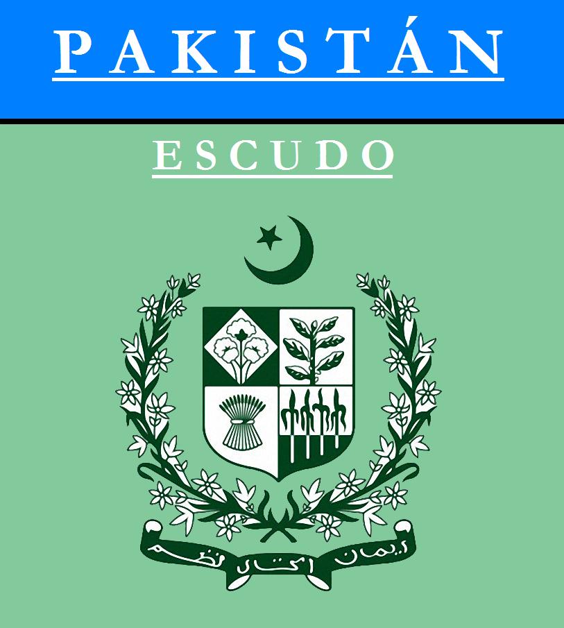 Escudo de ESCUDO DE PAKISTÁN