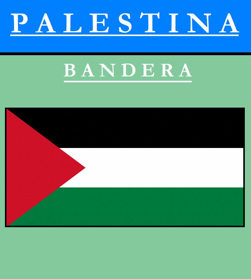 Escudo de BANDERA DE PALESTINA